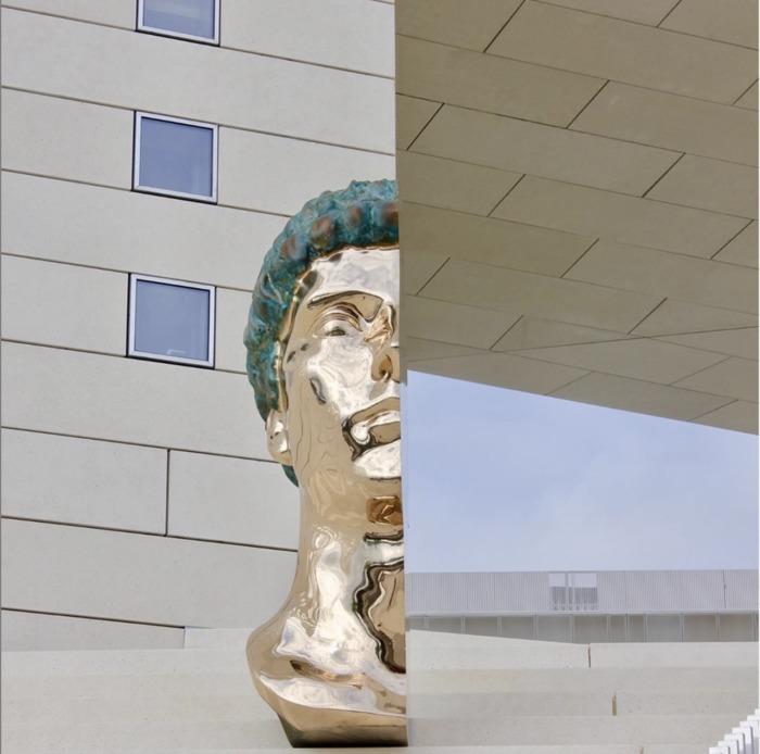 Journées du patrimoine 2020 - Annulé | Dialogue entre œuvres d'art contemporain et architecture - Parcours adultes