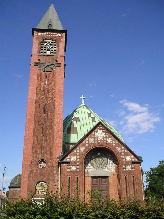 Journées du patrimoine 2020 - Visite guidée de l'église Saint-Jean-Eudes