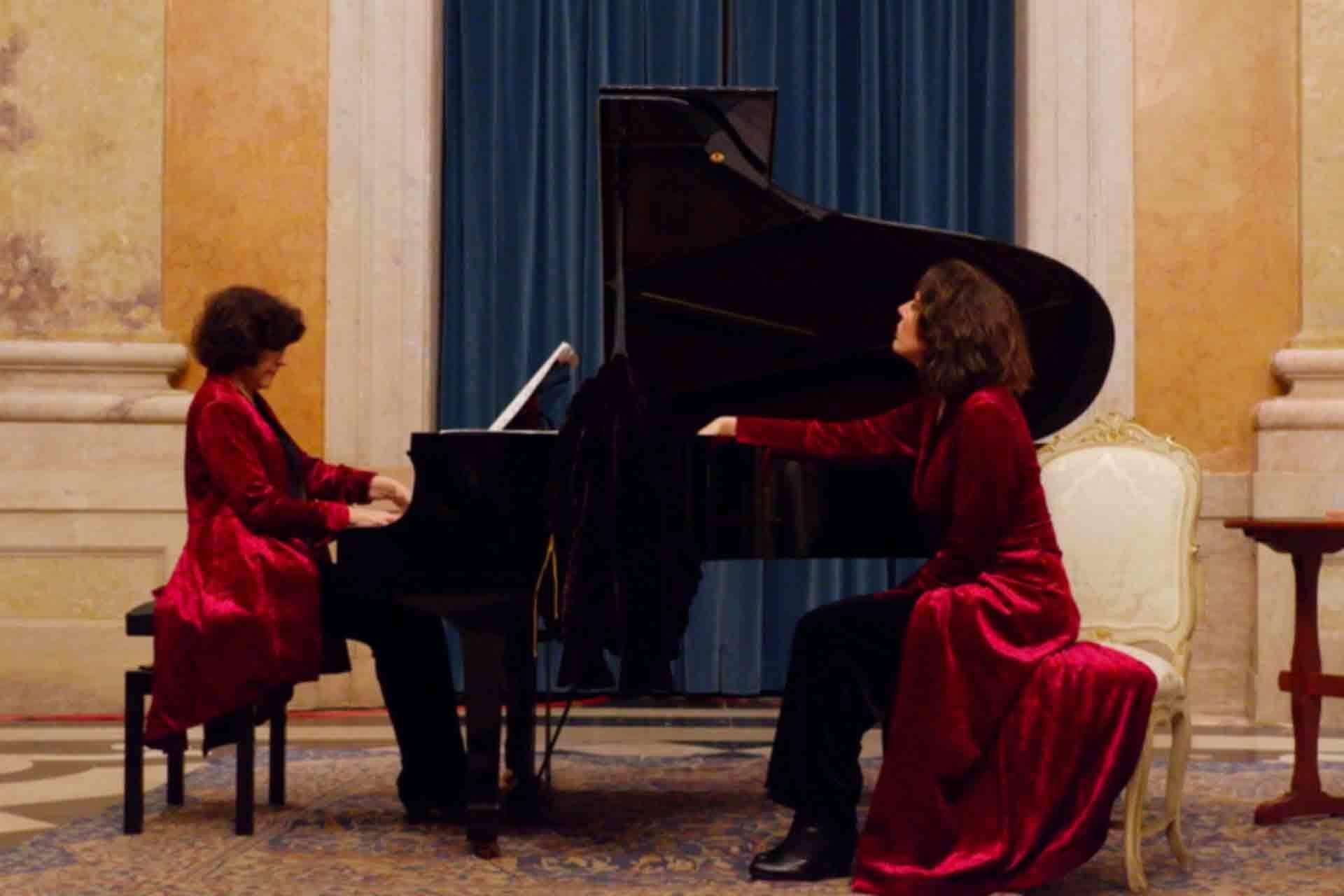 Lucia Alvarez & Rosa Torres-Pardo « A Rosalía, concert pour piano et voix émue » (Annulé)