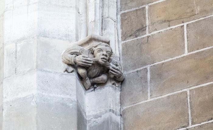 Journées du patrimoine 2019 - Les sculptures de l'église
