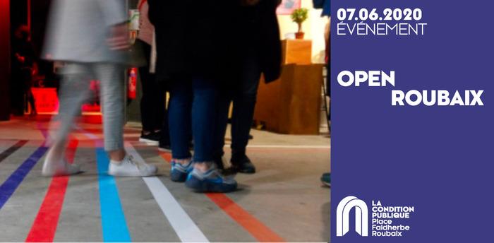 (ANNULÉ) Open Roubaix | Juin