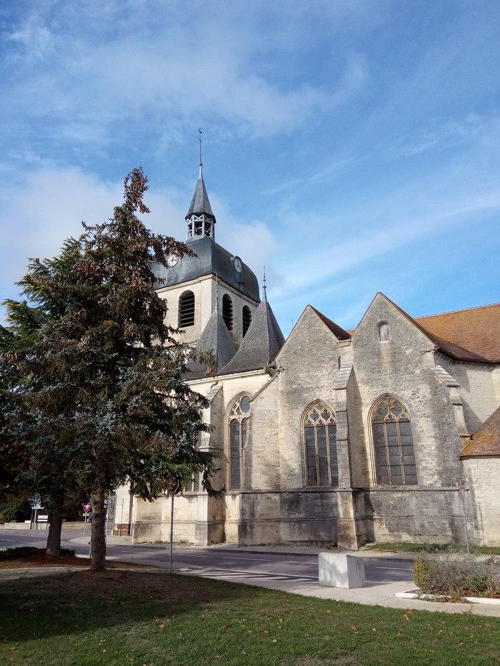Journées du patrimoine 2019 - Exposition spéciale à l'église Saint-Quentin