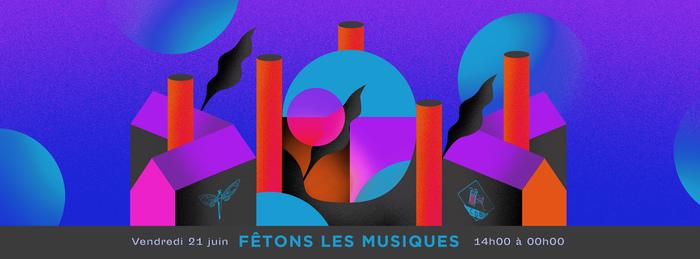 Fête de la musique 2019 - FMR & Friends