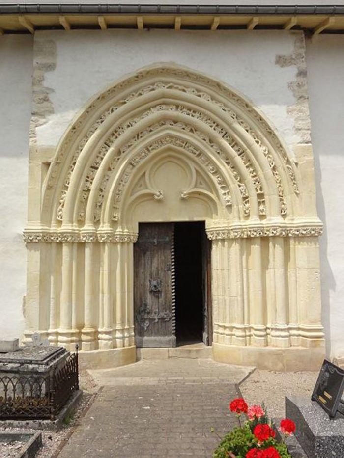 Journées du patrimoine 2019 - Visite guidée du prieuré clunisien de Froville