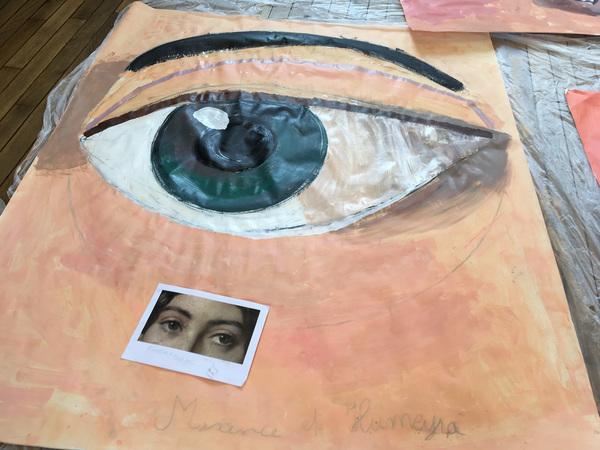 Nuit des musées 2019 -Exposition « Pen'eyes