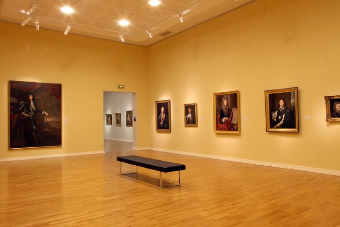 Journées du patrimoine 2019 - Portraits royaux et portraits d'ouvriers du trône
