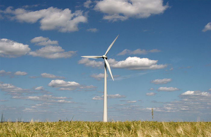 Journées du patrimoine 2020 - Le parc éolien