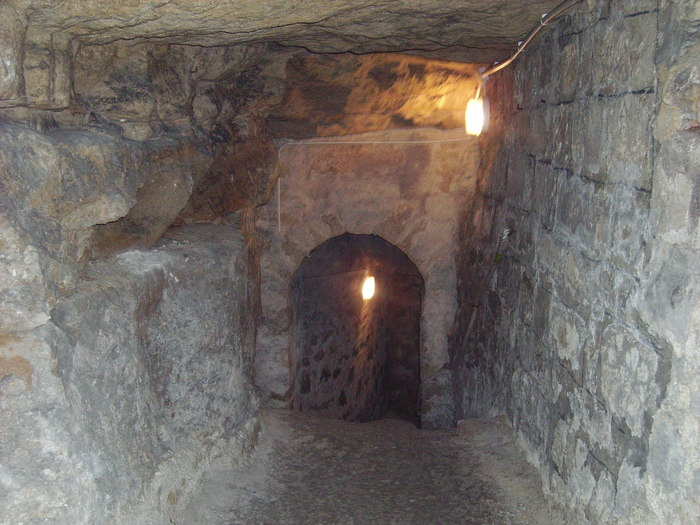 Journées du patrimoine 2019 - Visite libre de la cavité souterraine de l'escalier du Général Leclerc