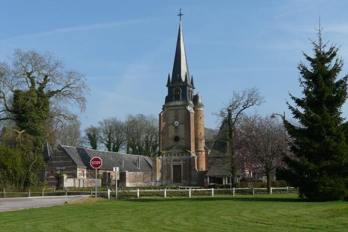 Journées du patrimoine 2020 - Visite libre de l'église Saint-Pierre Saint-Paul