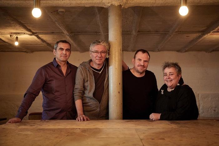 Pierrick Hardy Acoustic Quartet