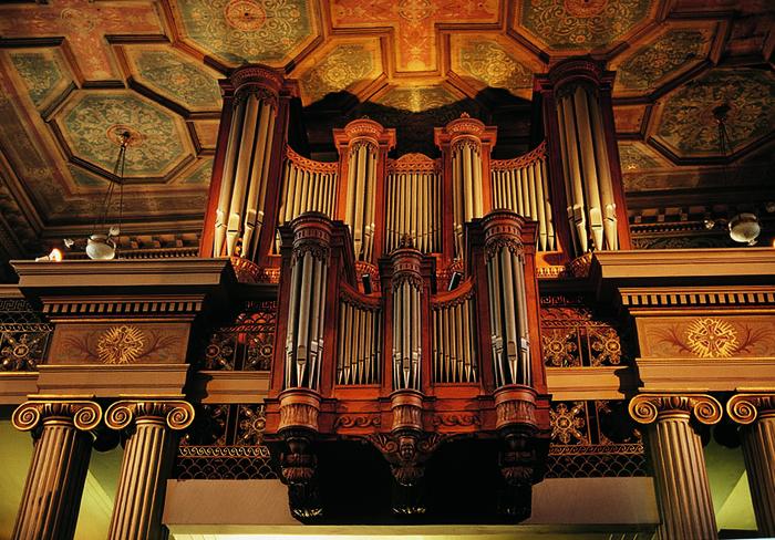 Journées du patrimoine 2019 - Aux sons de l'orgue