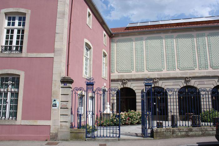 Journées du patrimoine 2019 - Accès libre au musée Charles-de-Bruyères à Remiremont