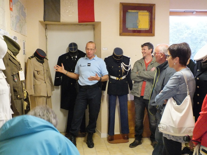 Journées du patrimoine 2019 - Musée de la caserne Mayran