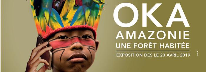 Oka Amazonie : une forêt habitée