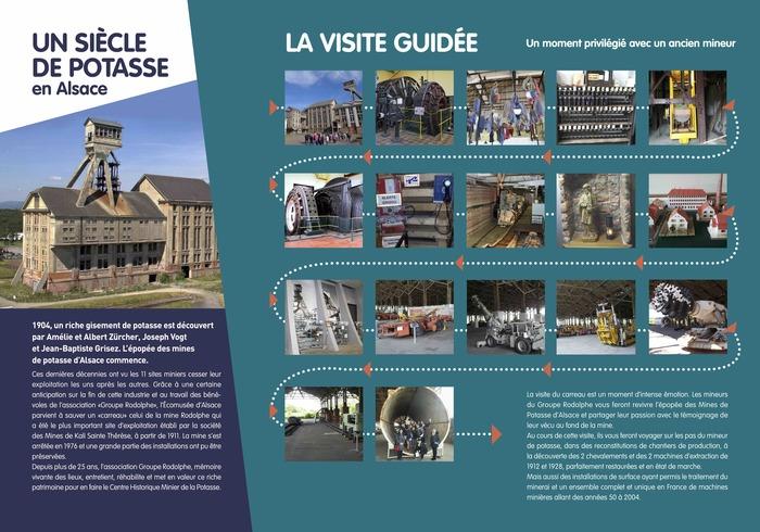 Journées du patrimoine 2020 - Un siècle de potasse en Alsace