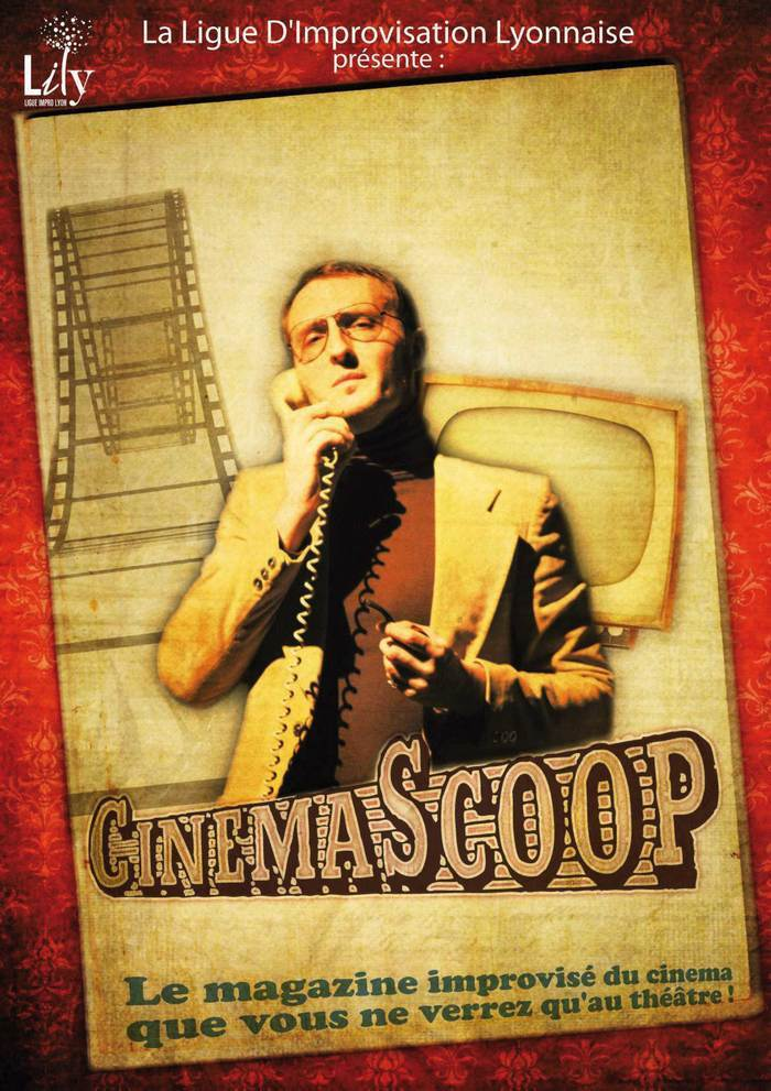 Cinemascoop – Spectacle en ligne