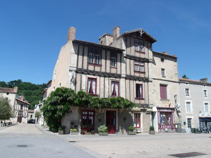 Journées du patrimoine 2019 - Balade commentée dans le village