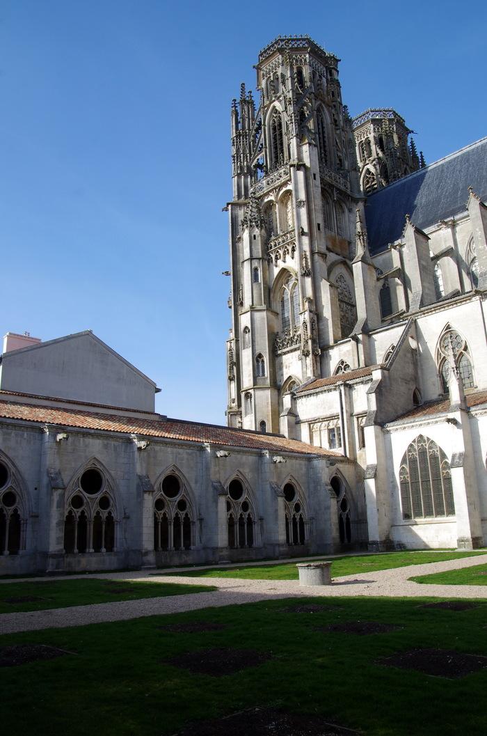 Journées du patrimoine 2019 - Visite de la Cathédrale Saint-Etienne de Toul
