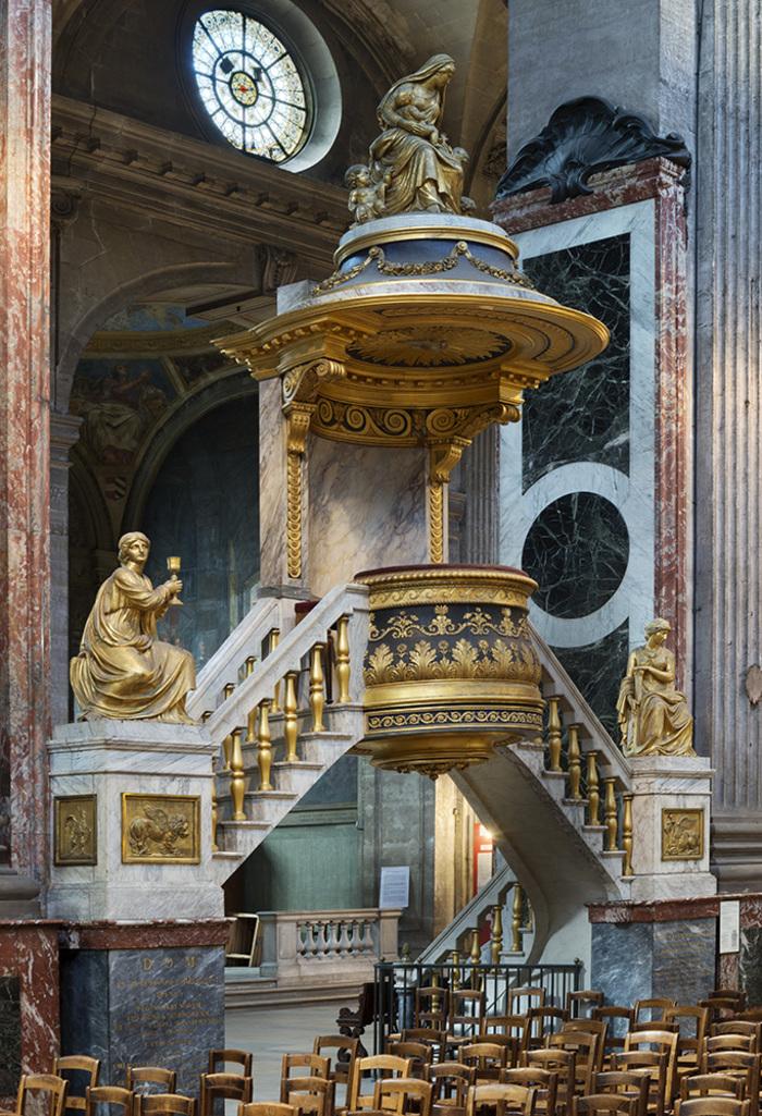 Journées du patrimoine 2019 - Visite libre de l'Eglise Saint-Sulpice