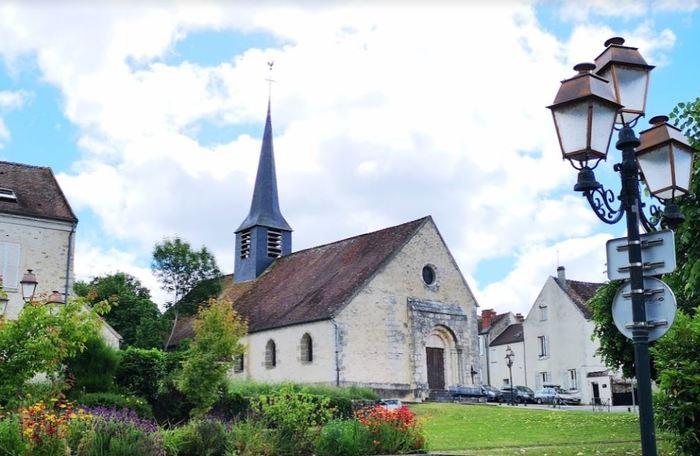 Journées du patrimoine 2019 - Visite de l'Église Notre-Dame de l'Assomption