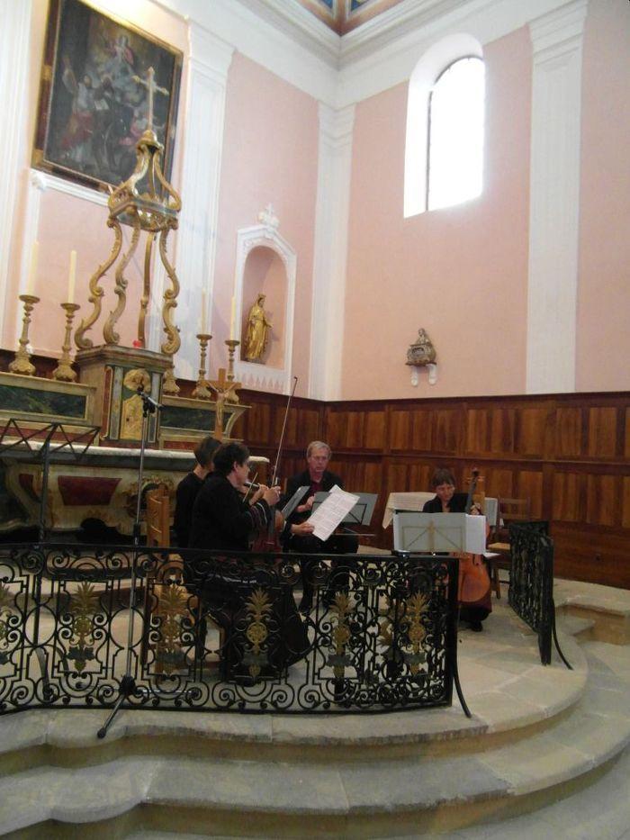 Journées du patrimoine 2020 - Moment musical dans l'église (17h à 18h)