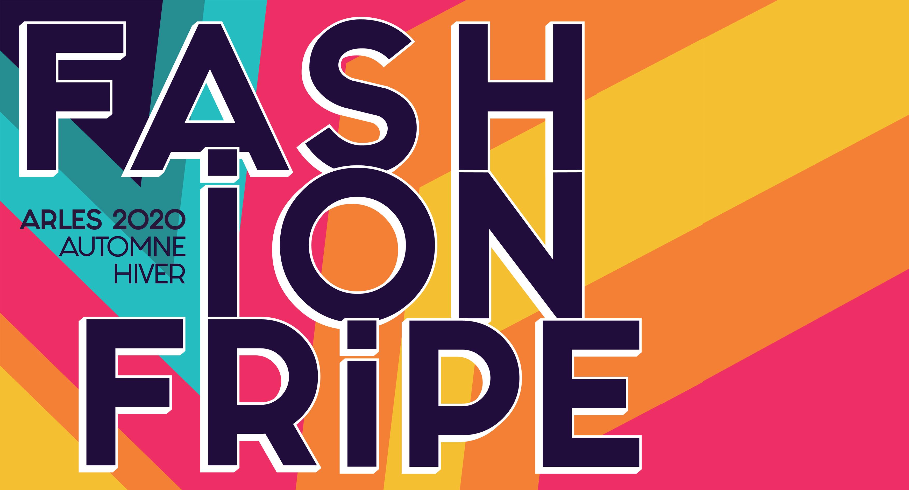Participez à la première édition de la Fashion Fripe arlésienne, un événement destiné à promouvoir le réemploi dans la filière textile !