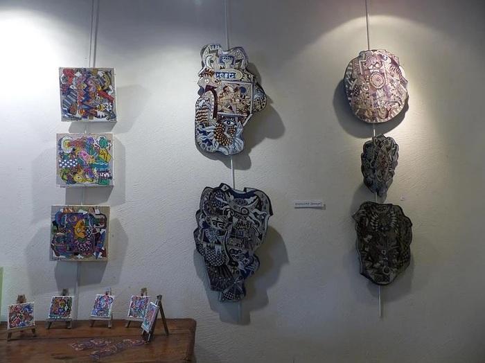 Journées du patrimoine 2019 - Exposition artistique