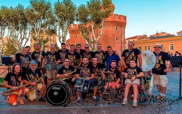 Fête de la musique 2019 - Banda Els Tirons