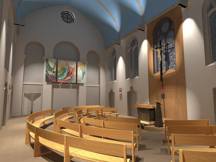 Journées du patrimoine 2019 - Visite guidée de la chapelle du lycée Janson de Sailly