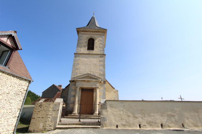 Journées du patrimoine 2020 - Visite libre de l'église de Saint-Hilaire-la-Gérard