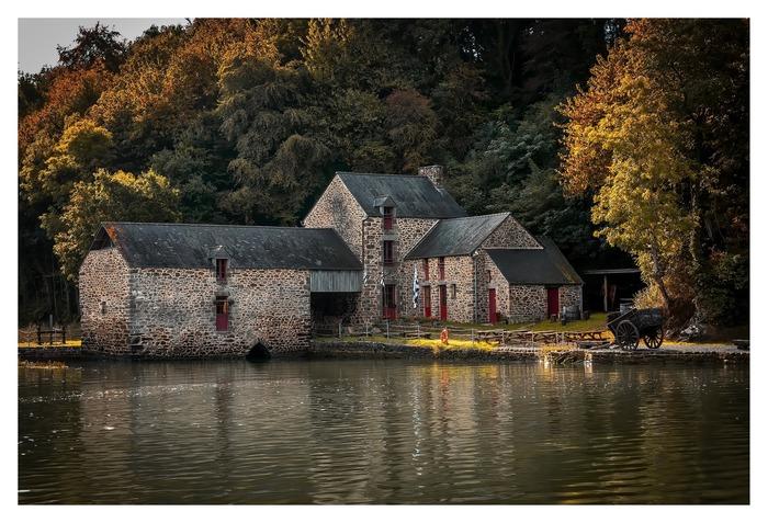 Journées du patrimoine 2020 - Visite guidée du Moulin du Prat