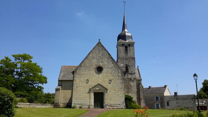 Journées du patrimoine 2019 - Visites libres, documentation dans l'église