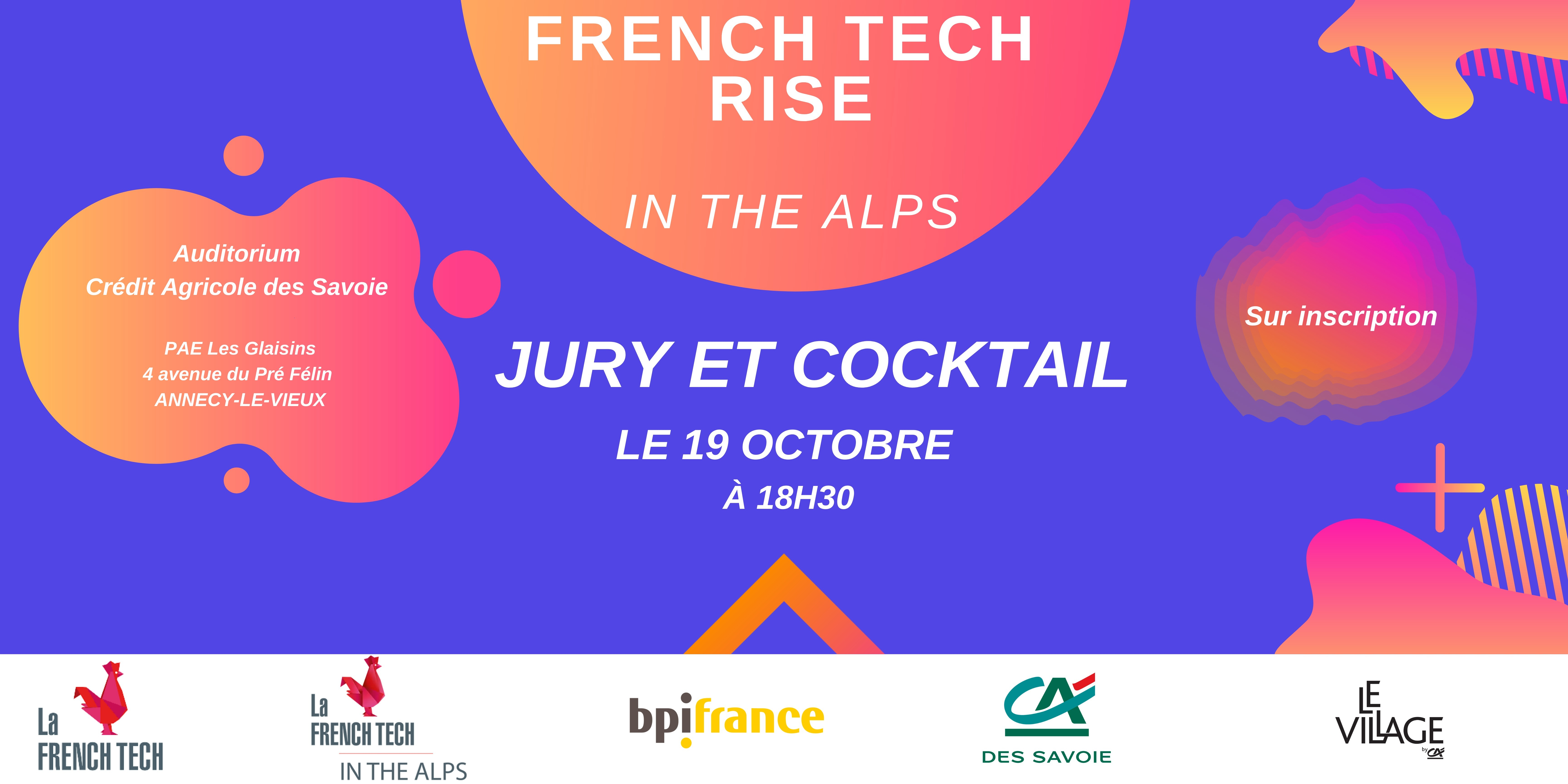 French Tech Rise in the Alps