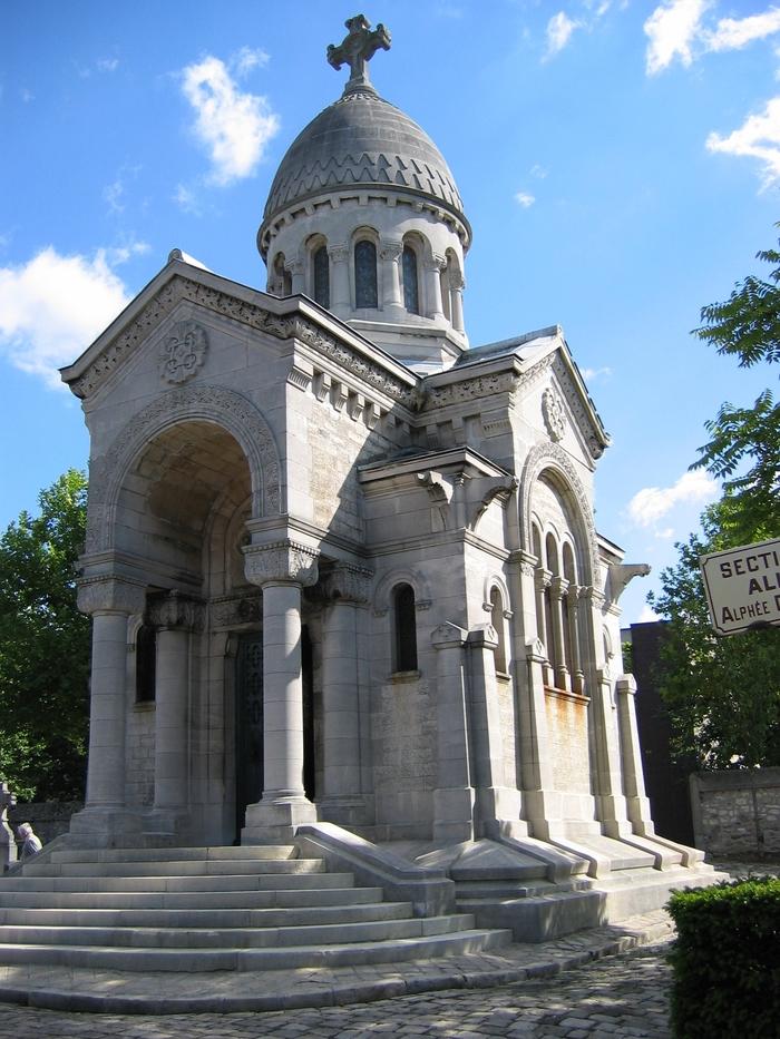 Journées du patrimoine 2019 - Visite libre des sépultures remarquables du cimetière de Clamart