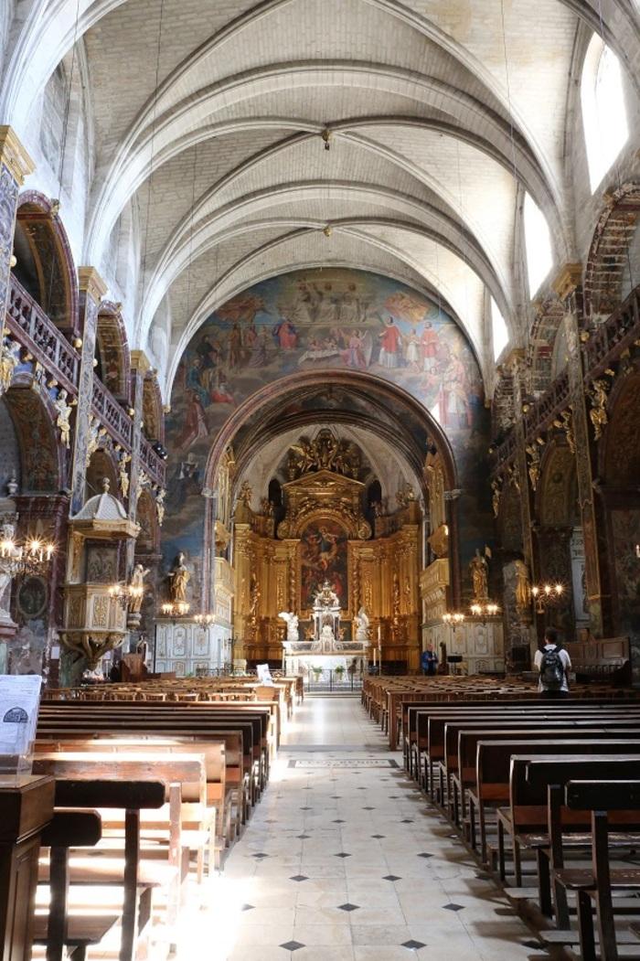 Journées du patrimoine 2020 - Visite guidée de la collégiale Notre-Dame des anges