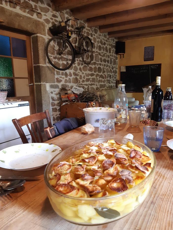 Journées du patrimoine 2020 - La cuisine du Haut-Forez : un héritage familial
