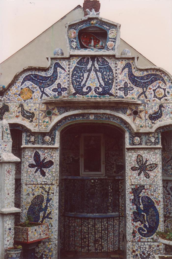 Journées du patrimoine 2019 - Visite guidée de la Maison Bleue de Da Costa