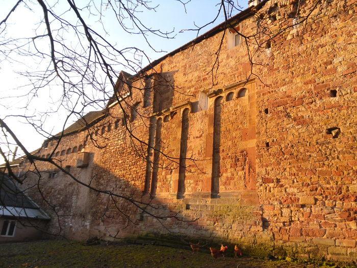Journées du patrimoine 2020 - Visite commentée du village de Westhoffen