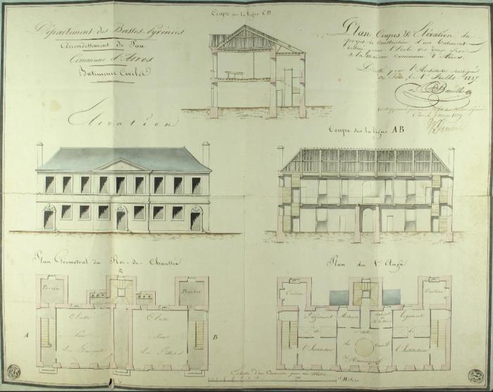 Journées du patrimoine 2020 - Visites commentées des bâtiments : Raconte-moi les Archives !