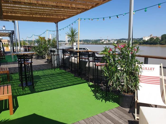 Terrasse 14 l'expérience inédite de cet été à Bordeaux !