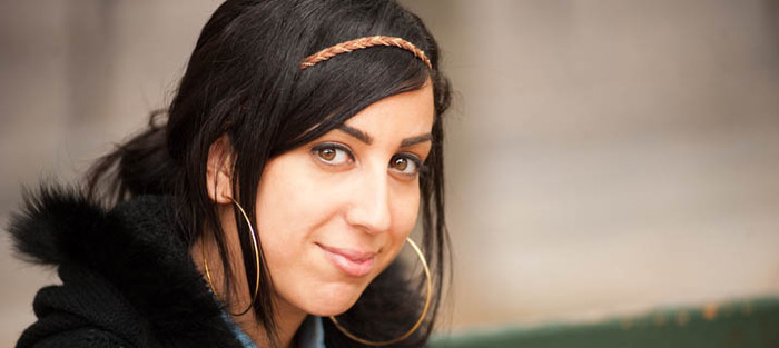 Rencontre entre Faïza Guène, auteure du roman Kiffe Kiffe demain, et sa traductrice Sarah Ardizzone à l'occasion de la Journée internationale des femmes
