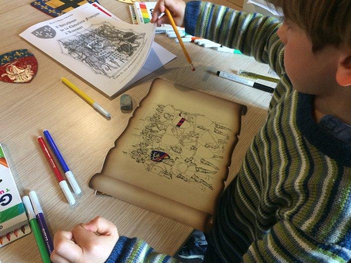 Journées du patrimoine 2020 - Visite / Atelier familles