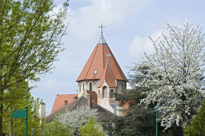 Journées du patrimoine 2020 - Visite guidée de l'église Saint-Nicaise