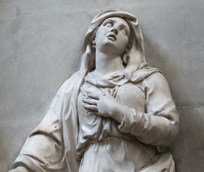 Journées du patrimoine 2020 - Visite du tombeau de Catherine Duchemin par Girardon
