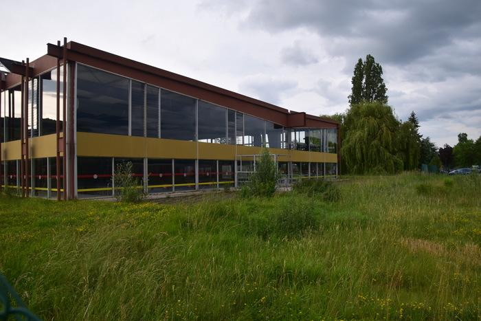 Journées du patrimoine 2020 - Apprendre à lire une architecture : l'ancienne piscine de Château-Thierry