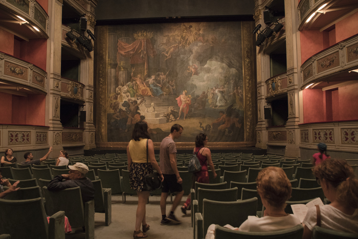 Journées du patrimoine 2019 - Histoire et coulisses du théâtre Charles Dullin