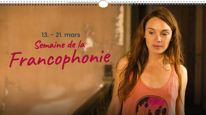Une collection de films francophones à voir sur filmfriend