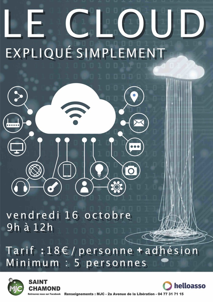 Le cloud expliqué simplement