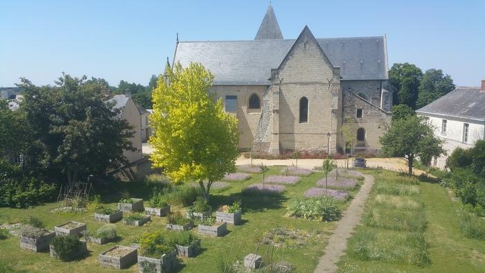Journées du patrimoine 2020 - Visite de l'église Saint Aubin