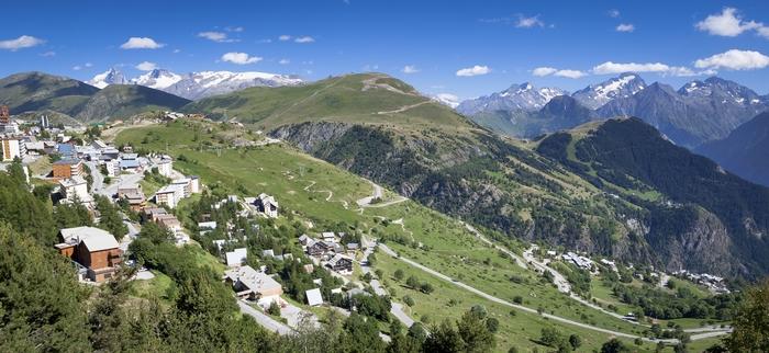 Journées du patrimoine 2020 - Circuit patrimoine à 1800 mètres d'altitude : écoutez des récits qui ne manquent pas de souffle ! (Huez - Alpe d'Huez)